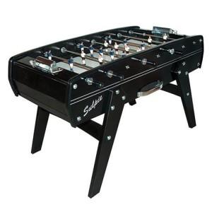 Tischfussball Tisch Evolution schwarz, Sulpie